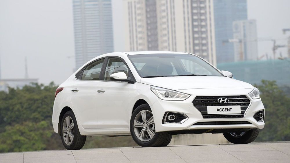 Review Hyundai Accent 2019