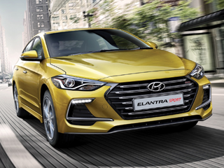 Hyundai Elantra 1.6 AT Sport 2018