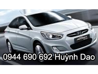 HYUNDAI ACCENT 4 CỬA 1.4MT MODEL 2015