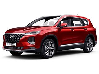 Hyundai Santafe 2 2 Dầu Cao Cấp 2019